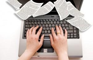 Redactar artículos como trabajo freelancer
