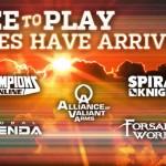 Free To Play en Steam
