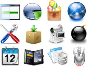 Dónde conseguir iconos y png gratis