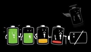 Alargar la vida útil de la batería