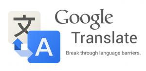 Traductor Offline de Google
