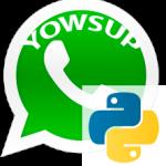 Librería WhatsApp Yowsup