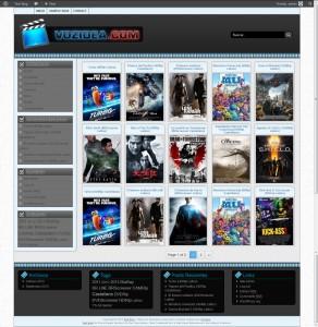 Template de películas gratis para WordPress