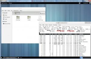 Escritorio remoto ubuntu gnome desktop