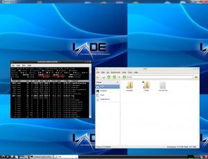 escritorio remoto ubuntu lxde screenshot