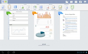 Abrir archivos Office en Android con Kingsoft Office