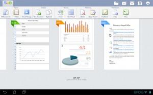 Abrir archivos Office en Android con Kingsoft Office