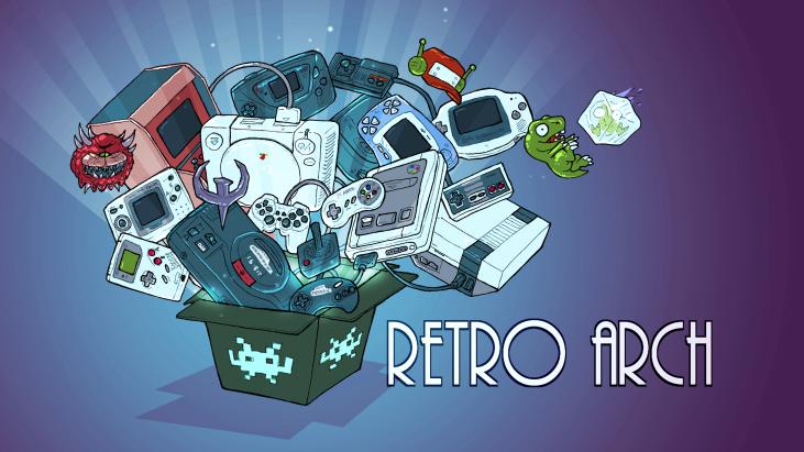 RetroArch emulador multisistema y multiplataforma