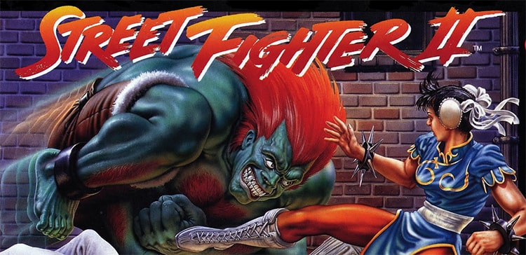 street fighter 2 super nintendo