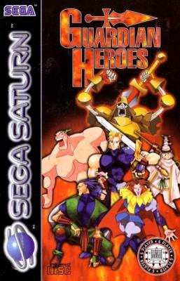 Guardian Heroes para SEGA Saturn