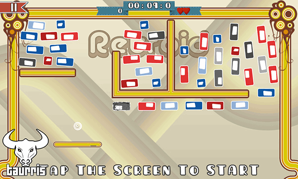 Retroid clon de Arkanoid para Android