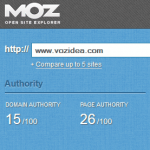 Domain Authority y Page Authority