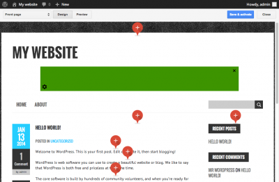 Google Adense WordPress