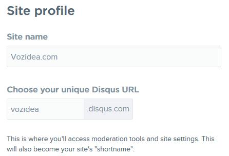 Agregar comentarios Disqus a WordPress