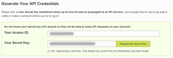 Cómo usar Mozscape API de MOZ con C#