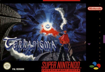 Terranigma para Super Nintendo (SNES)