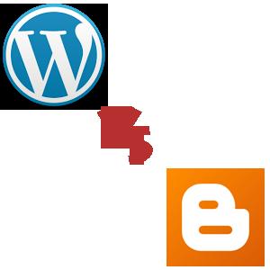 Blog WordPress o Blogger, ventajas e inconvenientes