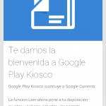 Adios Google Currents