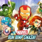 marvel jump run smash android