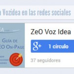 badge google plus vozidea