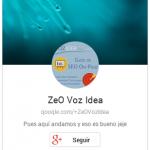 Google+ Badge o insignia