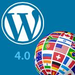Selección de idioma en WordPress 4