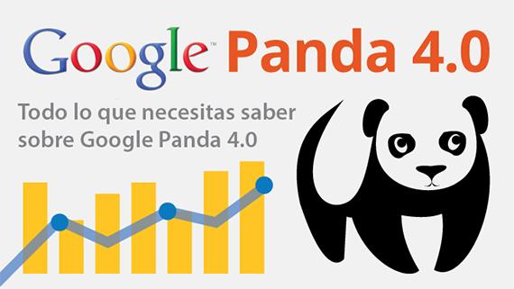 Todo sobre Google Panda 4.0