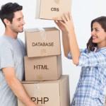 cómo migrar página web