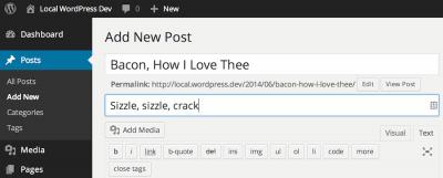 Plugin subtitles wordpress