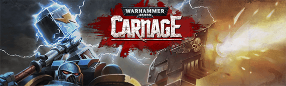 Warhammer 40.000 Carnage para Android
