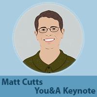 Entrevista sobre SEO a Matt Cutts You&A Keynote español