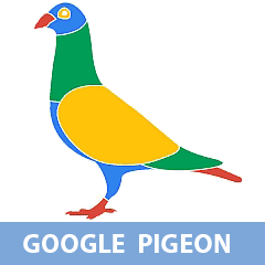 Google Pigeon (paloma) el nuevo algoritmo de Google