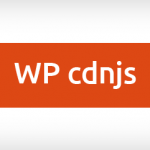 Plugin WP cdnjs para Wordpress