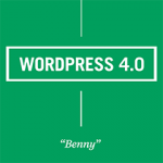 WordPress 4 Benny