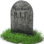 Google Pagerank RIP