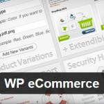 plugin WP eCommerce