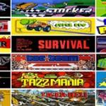 Librería de juegos clásicos The Internet Arcade