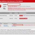 Malware SoakSoak WordPress