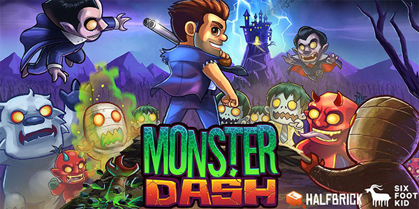 Monster Dash para Android