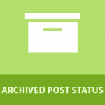 Archivar entradas en WordPress