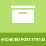 Archivar entradas en WordPress