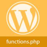 archivo functions.php de WordPress
