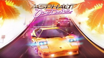 Carreras de coches en Asphalt Overdrive para Android