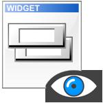 visibilidad de los widgets wordpress