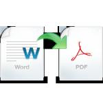 Pasar de Word a PDF