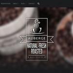 Auberge tema de restaurantes para wordpress