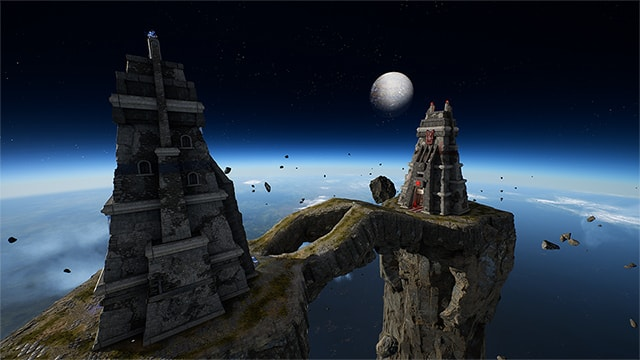 Unreal Tournament Facing Worlds