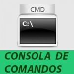 consola de comandos en windows cmd