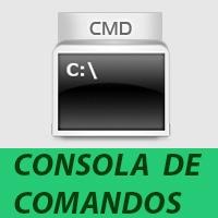 Abrir consola de comandos o terminal en Windows
