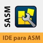 IDE asm ensamblador SASM